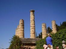Ausgrabungsstätten von Delphi