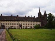 Schloß Corvey ( Weser )