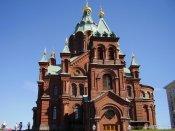 Uspenski-Kathedrale ( Helsinki )