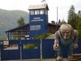 Lachsmuseum Laksfors