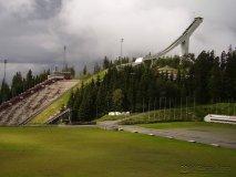 Sprungschanze Holmenkollen