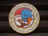 Santa Claus Postamt in Rovaniemi