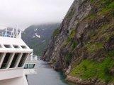 Mit dem Hurtigroutenschiff in den Trollfjord