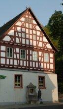 Altes Rathhaus mit Siegfriedsbrunnen (Jugenheim)
