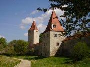 Stadtmauer von Berching