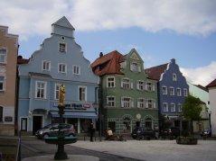 Riedenburg Marktplatz