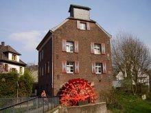 Goch-Wassermühle an der Susbrücke