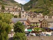 Saint-Enimie Ort in der Tarnschlucht