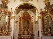 In der Spitalkirche (Füssen)