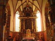 In der Stiftskirche (Millstatt)