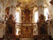In der Benediktinerabtei St. Bonifaz